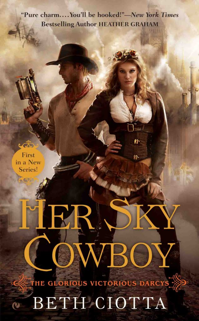 Her Sky Cowboy 100