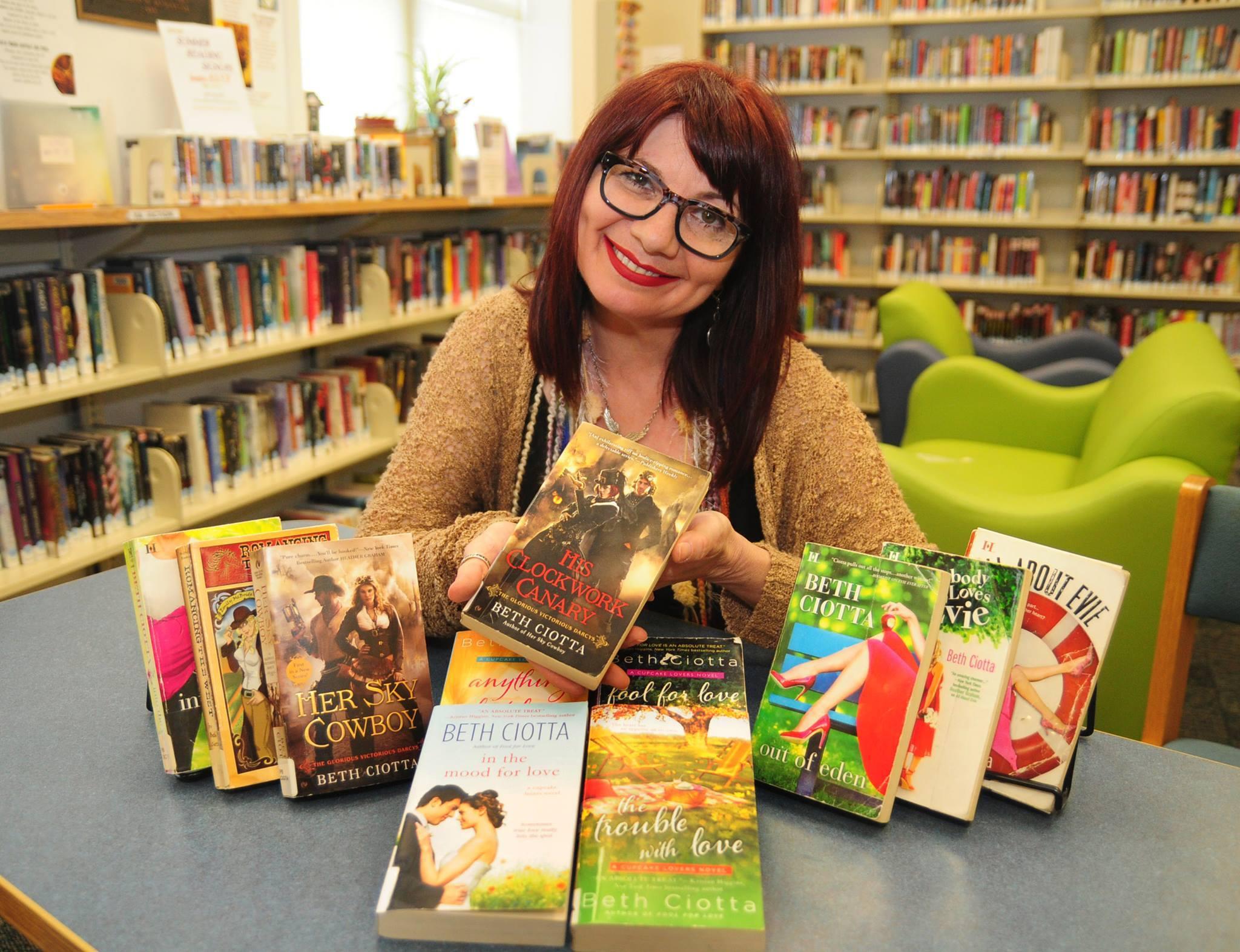 Beth Ciotta Books_pro (2)